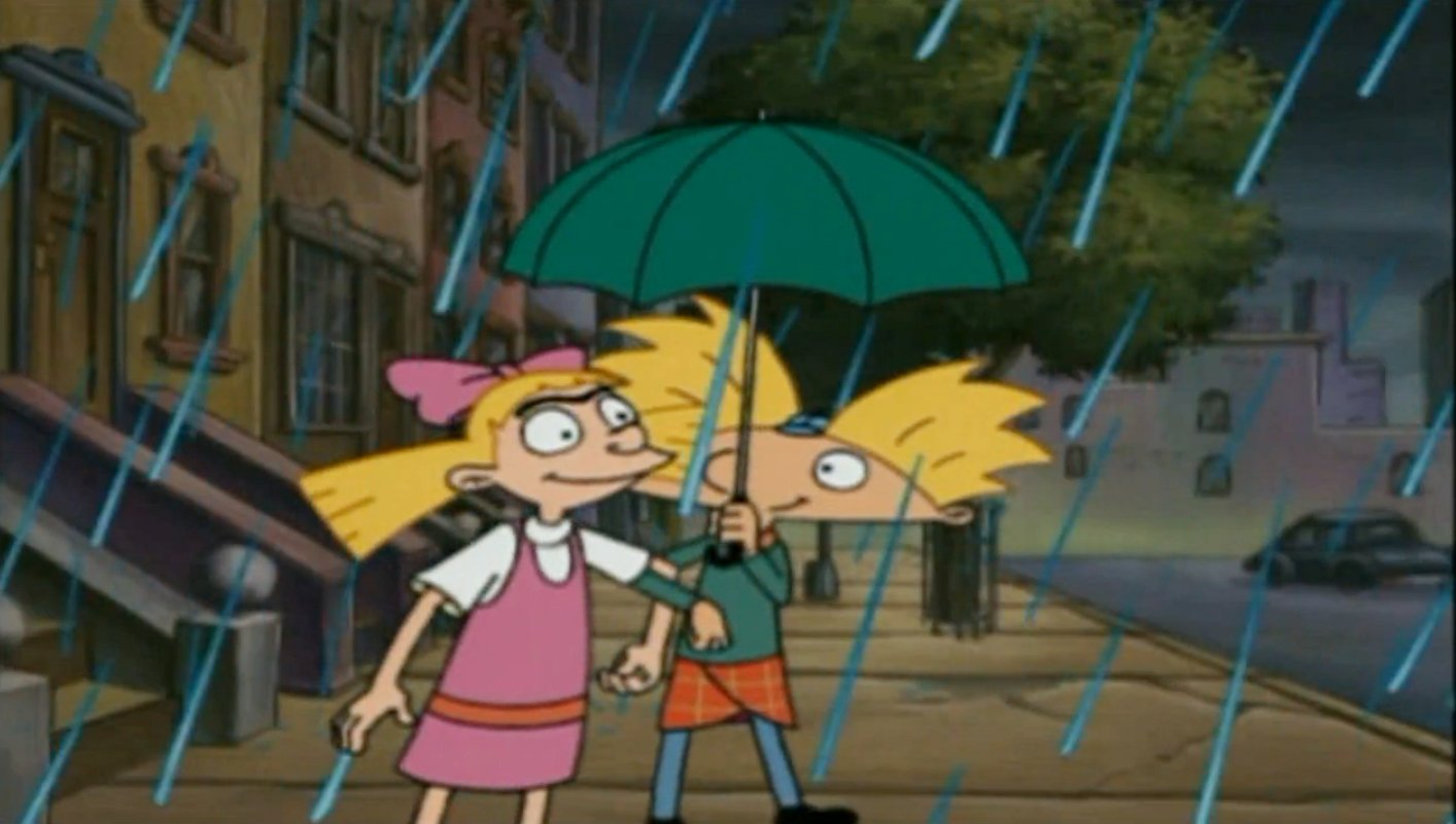 motifs of helga and arnold | hey arnold! - a critical analysis