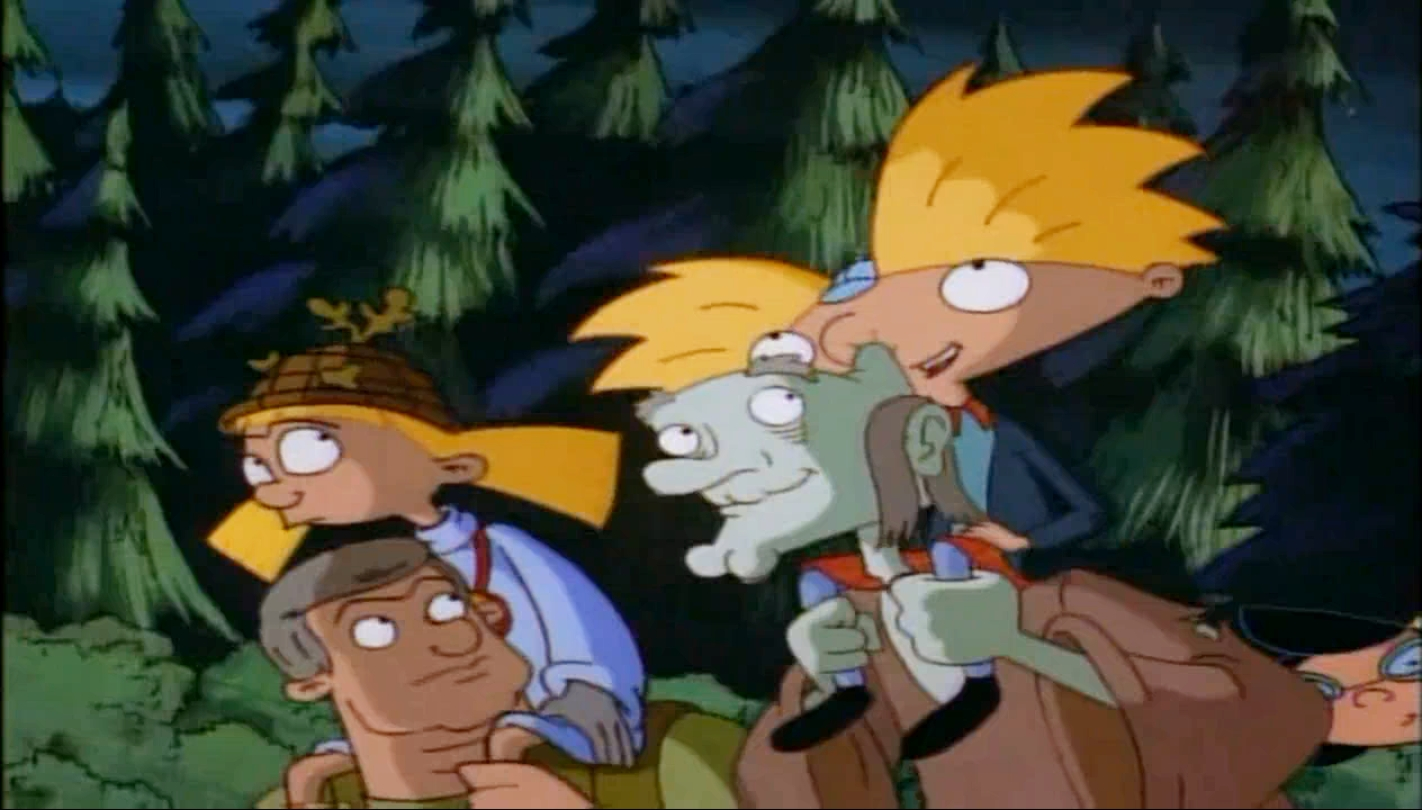 gags | hey arnold! - a critical analysis