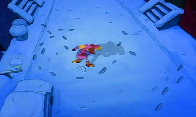 helga experiences - Hey Arnold Christmas